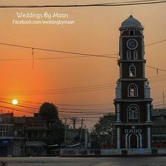 Good Morning Pakistan Clock Tower Sialkot #weddingbymaan #Pakistan #maan13987 #ilovekashmir#ilovePakistan #pakistanzindabad #pakistani #IslamicPakistan#islam #Jhelum, #Gujrat, #Multan, #Bahawalpur, #Rawalpindi, #Lahore #Karachi #Islamabad #Peshawar #Quett