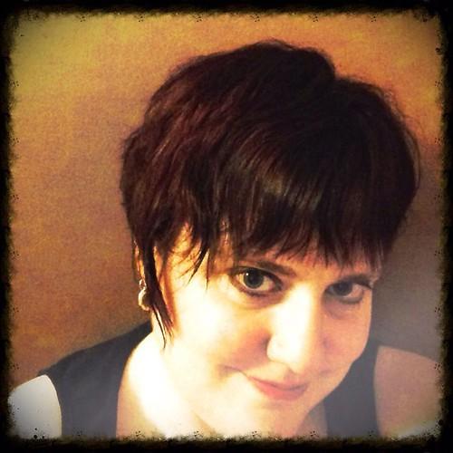 Haircut day - yay! #hair #haircut #hairstyle