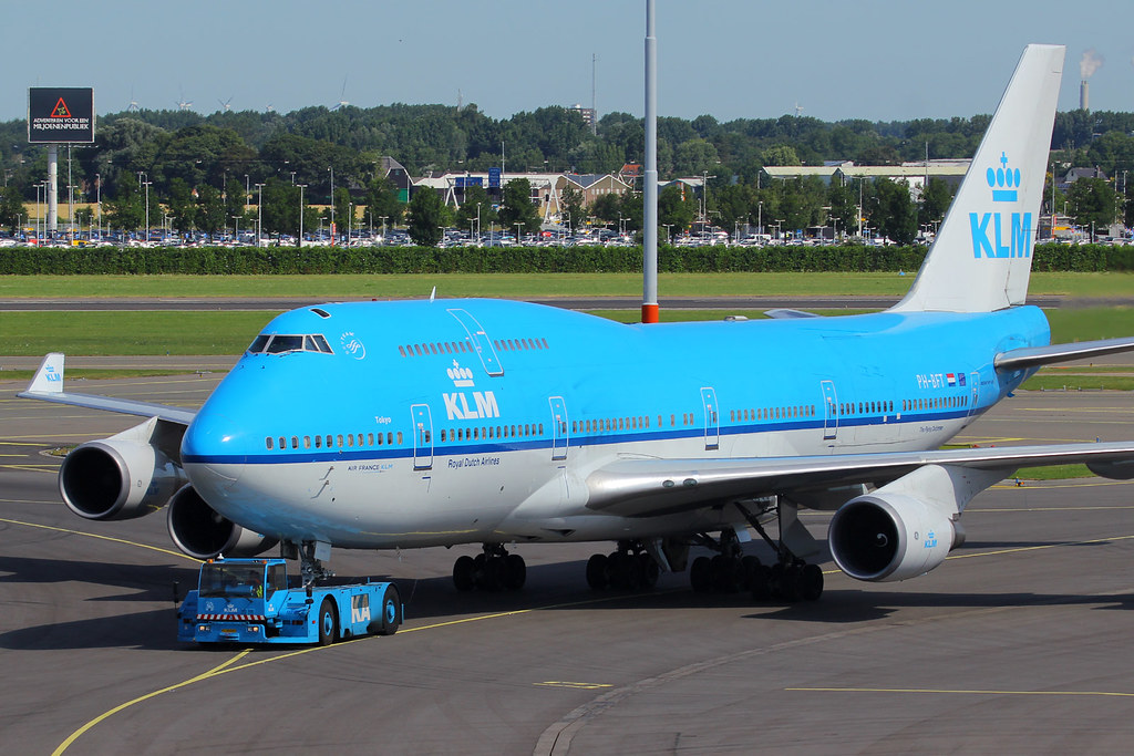PH-BFT, Amsterdam Schiphol, August 4th 2013
