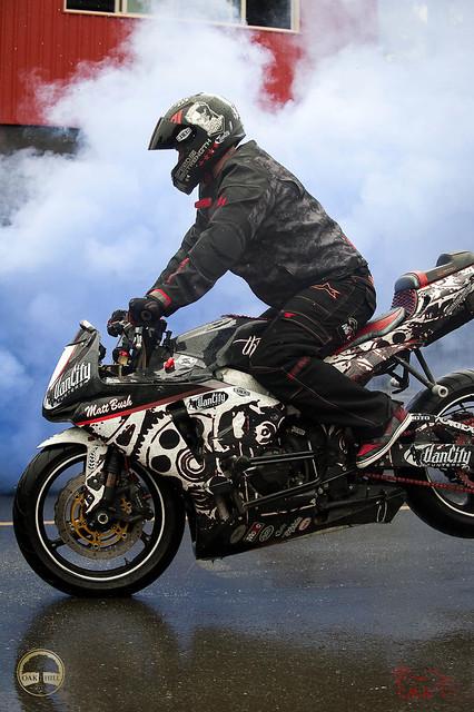 2015 - VanCity Stunters Motorcycle Stunt Team