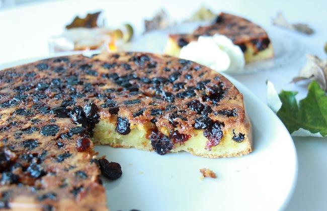 Gâteau d'automne aux cranberries_et_chantilly_au_sirop_d_érable_la_rochelle_15