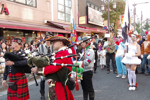Cat's Halloween Parade in Kagurazaka 2015 04