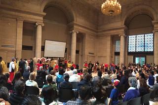 Filipino American Month - Asian Art Museum performance finale
