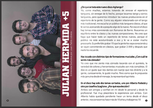 Revista Punto Tango 109 Julian Hermida
