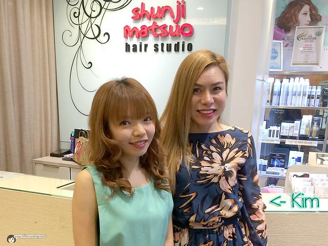 Shunji Matsuo Kim Hair Stylist