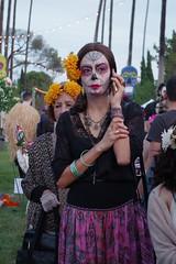 Dia De Los Muertos - Los Angeles 2015