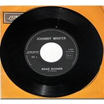 Johnny Winter - Road Runner / The Guy You Left Behind