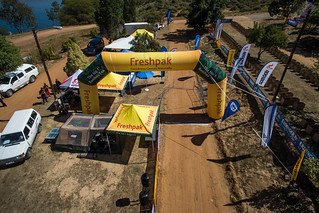 Branding and aerial footage