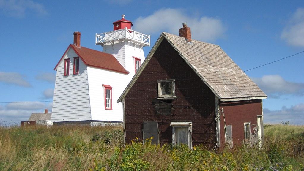 North Rustico Lighthouse, PEI