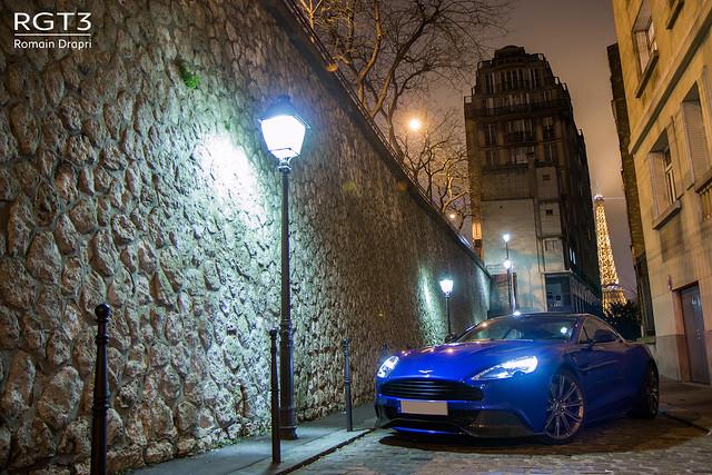 Aston Martin Vanquish (mkII)