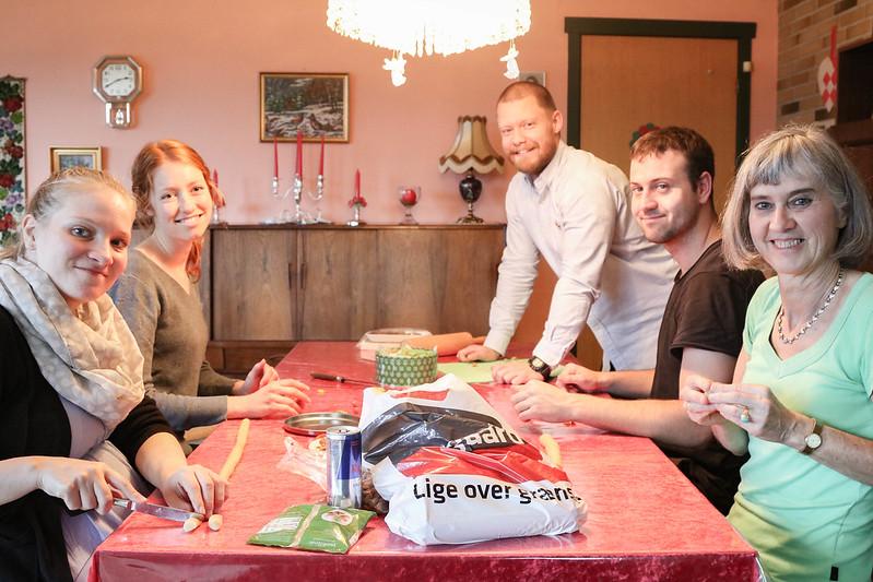 Danish Christmas hygge