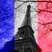 "Paris invincible: ""Fluctuat nec mergitur"" - 13.11.2015 by Finn Frode (DK)"