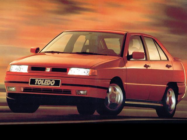 SEAT Toledo 1991 модельного года