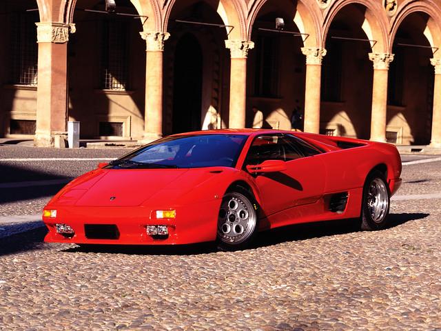 Lamborghini Diablo VT 1993 – 1998 годы выпуска