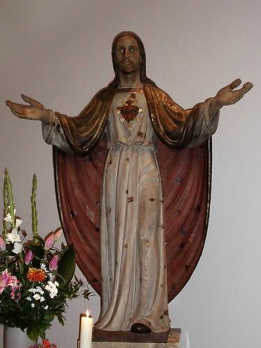 St Bonifatius - Jesus