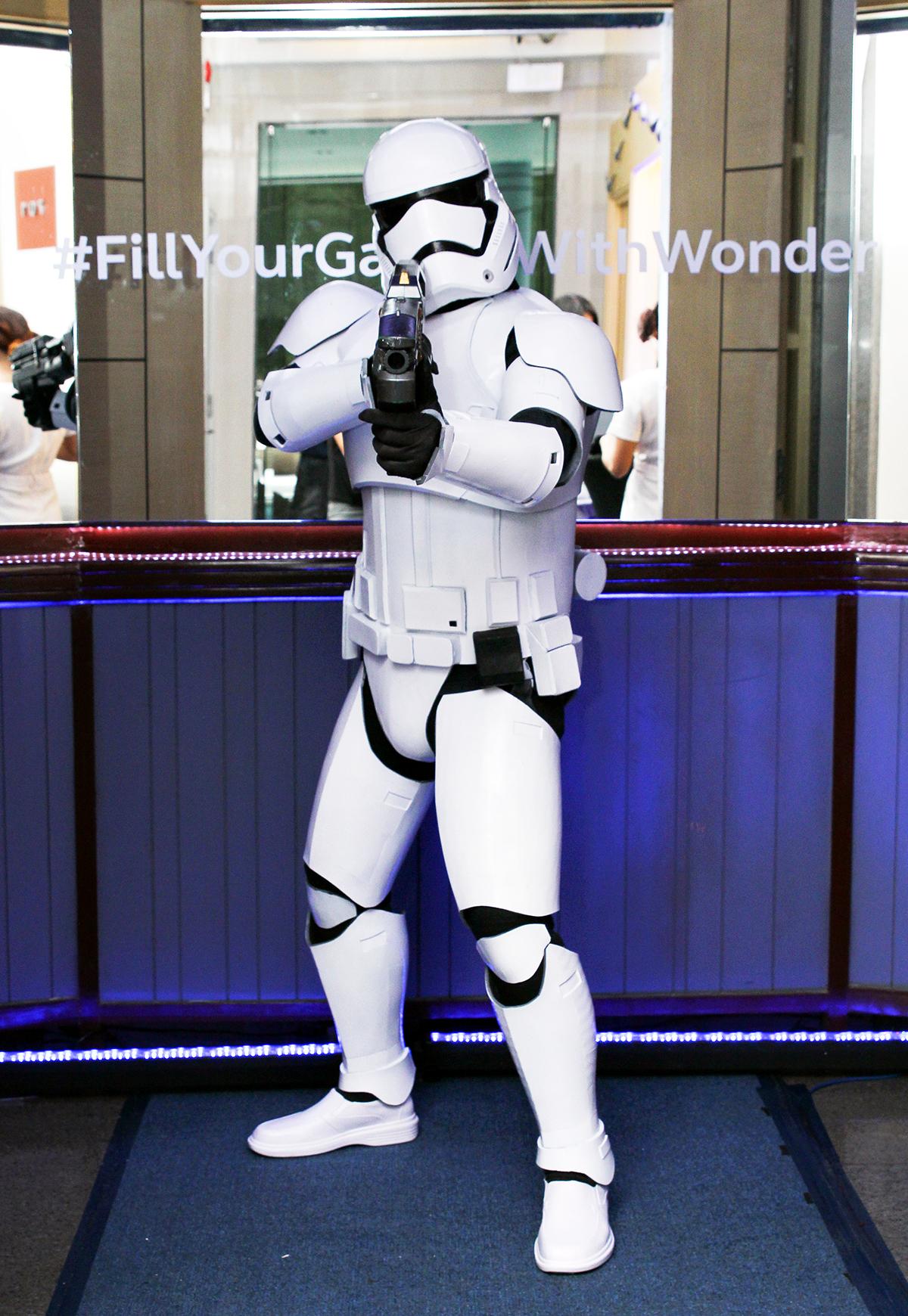 Galactic Digital Night Star Wars