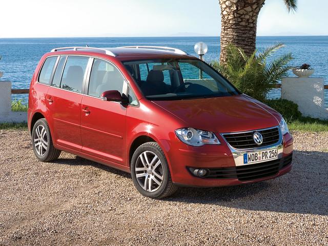 Компактвэн Volkswagen Touran. 2006 – 2010 годы
