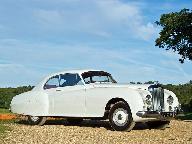 Bentley R-Type Continental Sports Saloon 1952 года