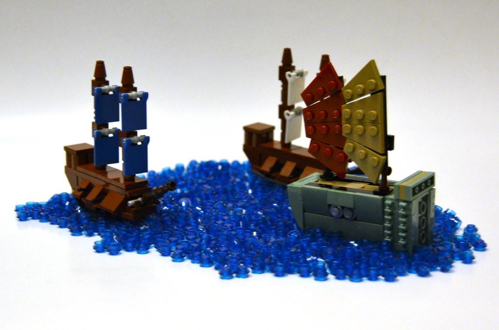 The Plunder of the Jade Piranha