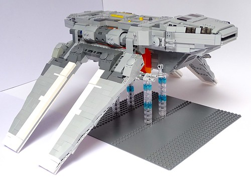 Improved version of Imperial Cargo Shuttle SW 0608