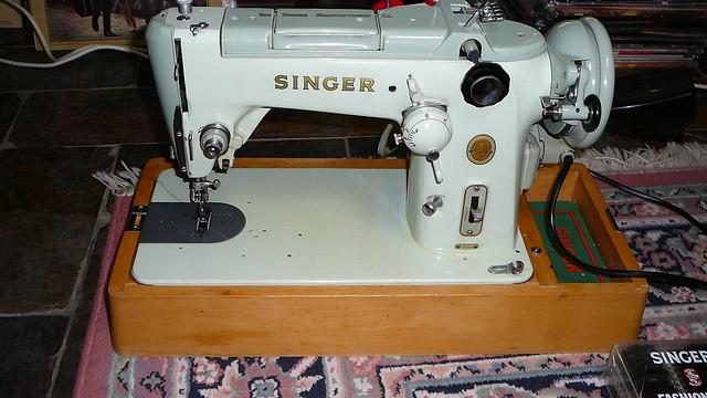 Singer 319K Sewing Machine