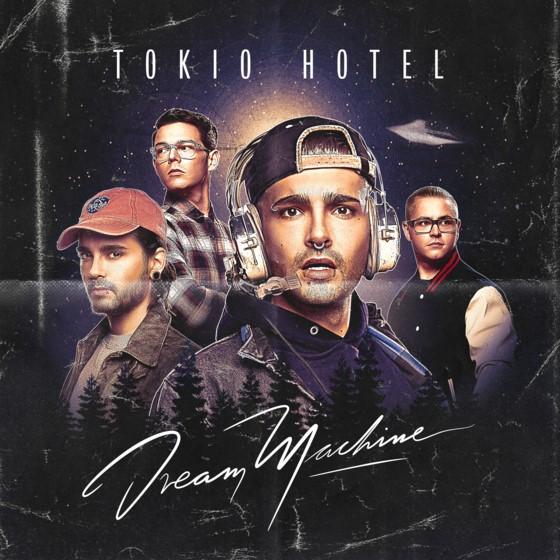 Tokio Hotel capa album