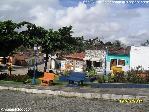 Pindoba - Praça da Matriz