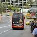 280-20160317_Funchal-Madeira-Estrada Monumental-public transport bus with advert for Cristiano Ronaldo Musem