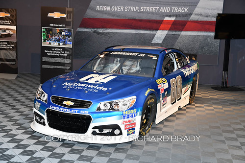 Dale Jr's 2014 #88 car brought $200,000 for charity