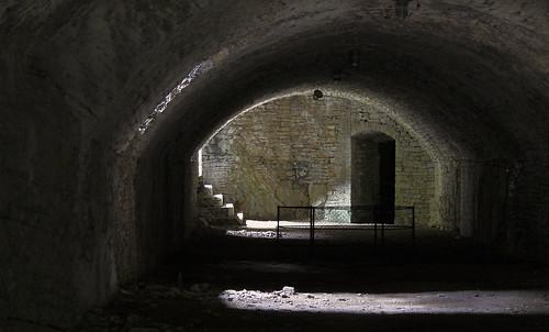 Les caves voutées du Morimont