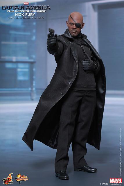 Hot Toys – MMS315 – 美國隊長2:酷寒戰士【尼克.福瑞】1/6 比例 Director of S.H.I.E.L.D.