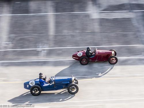 2015 Montlhéry Vintage Revival: Amilcar C6 & Rally NCP GP