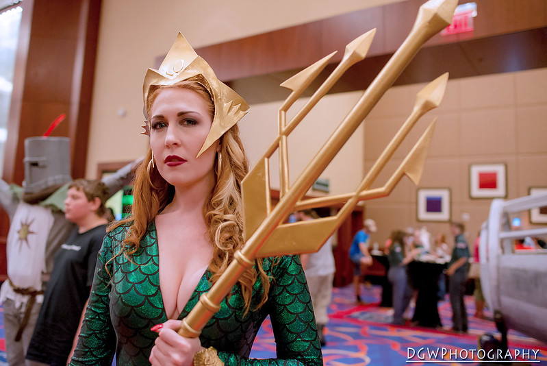 Queen Mera - Connecticut ComiConn