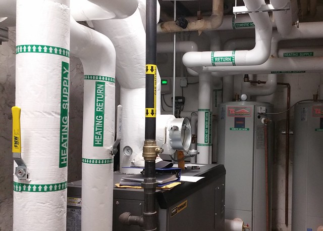 Northwest Bronx Community & Clergy Coalition new heating system