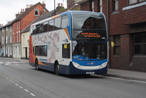 Stagecoach South 15805 GX12DXT