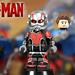 Custom LEGO Ant-Man by LegoMatic9