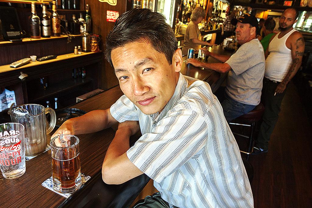 Hai-Dang at Jack's--Kensington
