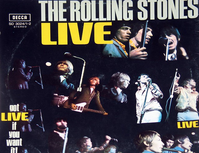 Rolling Stones - Stone Age / Got Live if You Want it (2LP)