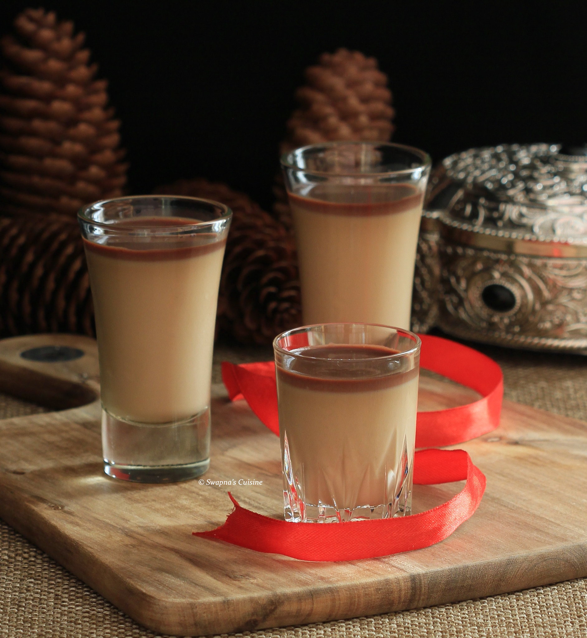 Recipe for Coffee Panna Cotta