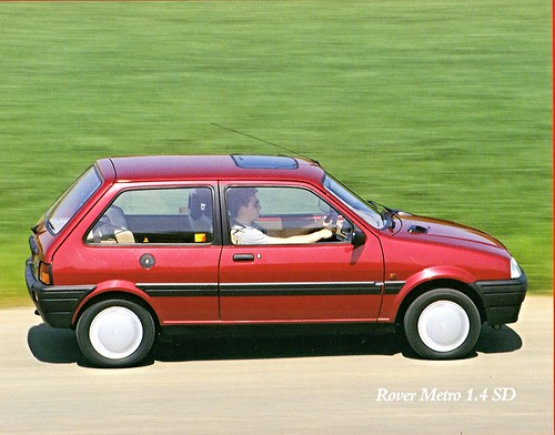 1994 Rover Metro 1.4 SD
