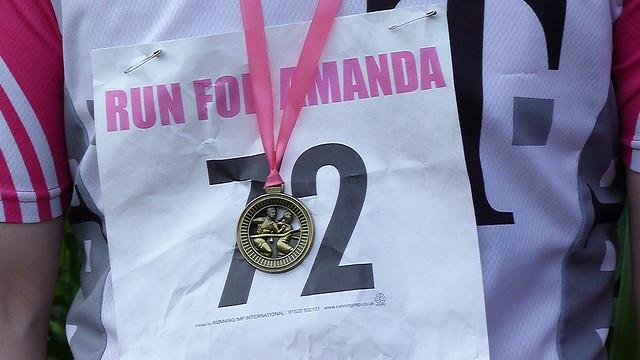 Run For Amanda 2015