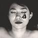 Self-portrait  / Death trap by MoonsHaze