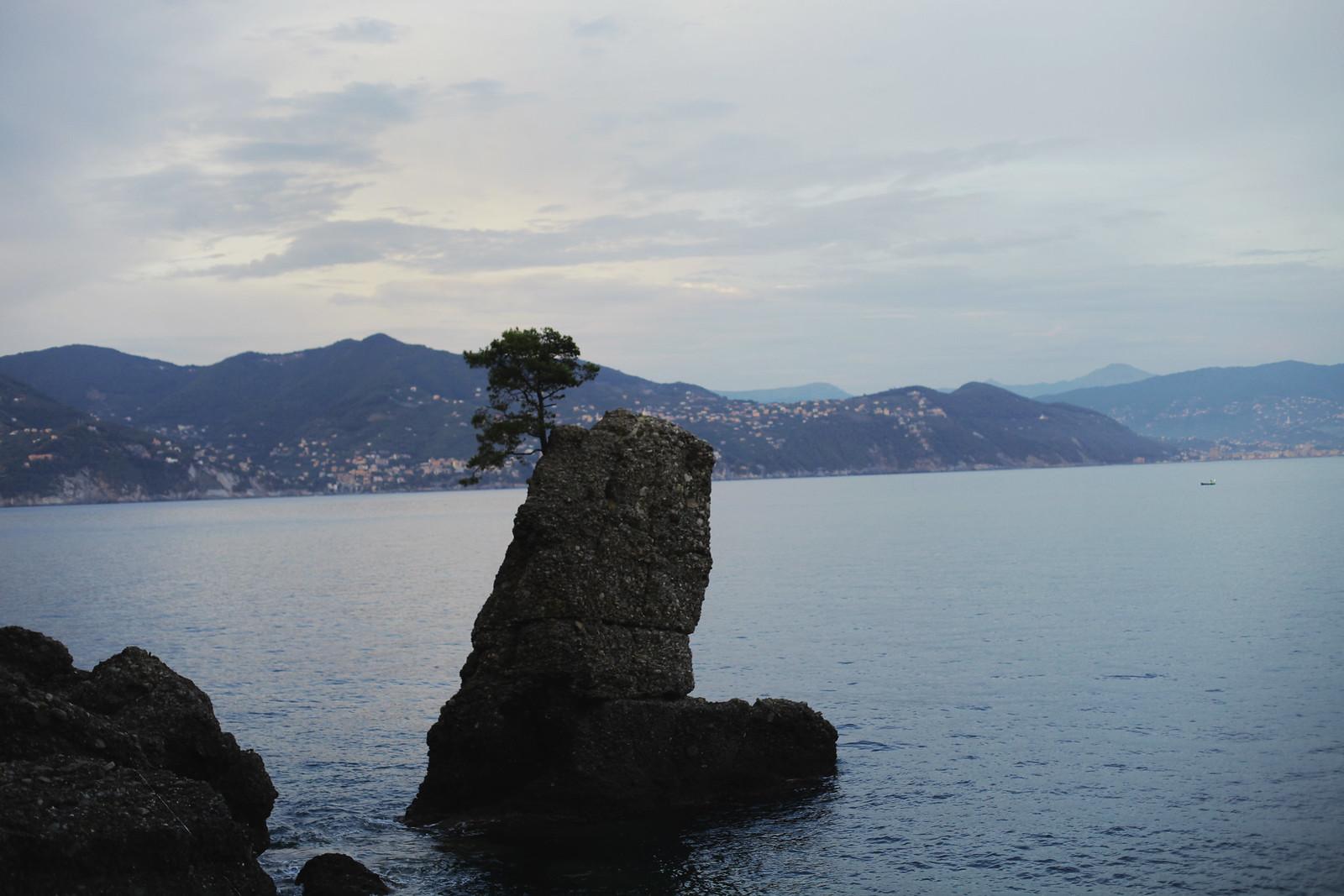 Walking from Portofino to Santa Margherita