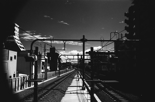 Sumarron f3.5 35mm + Rollei Infrared 400
