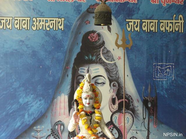 दिल्ली और आस-पास के मंदिरों मे शिवरात्रि की धूम-धाम!