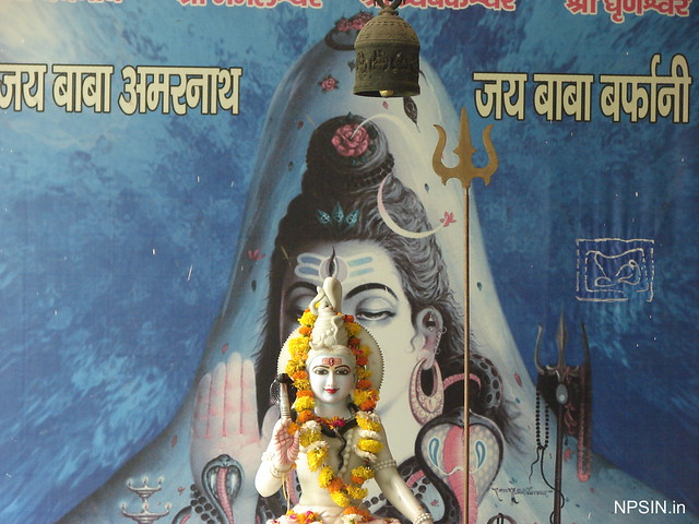 Temple Celebrates Shivaratri In Delhi NCR