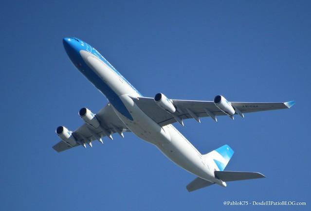 A340 - Aerolíneas Argentinas