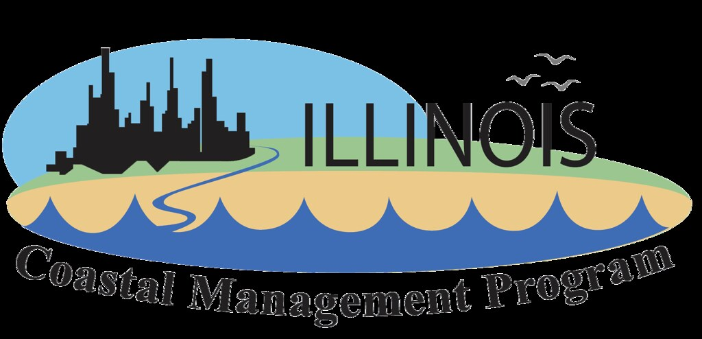 ILLINOIS COASTAL LOGO