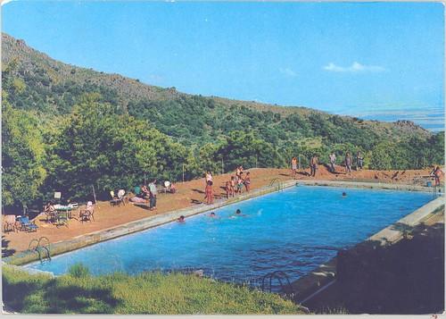 Real de San Vicente (Toledo): piscina