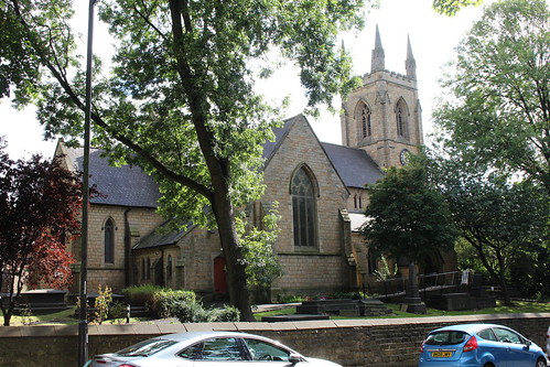Christ Church, Pitsmoor, Sheffield
